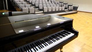 ベーゼンドルファーのピアノで弾いてみませんか?